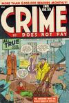 Cover for Crime Does Not Pay (Lev Gleason, 1942 series) #59