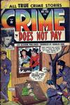 Cover for Crime Does Not Pay (Lev Gleason, 1942 series) #135