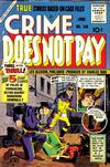 Cover for Crime Does Not Pay (Lev Gleason, 1942 series) #146