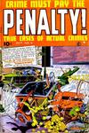 Cover for Crime Must Pay the Penalty (Ace Magazines, 1948 series) #4