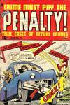 Cover for Crime Must Pay the Penalty (Ace Magazines, 1948 series) #14