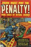 Cover for Crime Must Pay the Penalty (Ace Magazines, 1948 series) #16