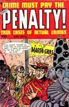 Cover for Crime Must Pay the Penalty (Ace Magazines, 1948 series) #20