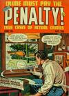 Cover for Crime Must Pay the Penalty (Ace Magazines, 1948 series) #26