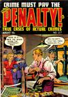 Cover for Crime Must Pay the Penalty (Ace Magazines, 1948 series) #27