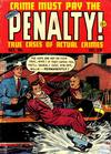 Cover for Crime Must Pay the Penalty (Ace Magazines, 1948 series) #28