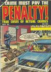 Cover for Crime Must Pay the Penalty (Ace Magazines, 1948 series) #35