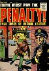 Cover for Crime Must Pay the Penalty (Ace Magazines, 1948 series) #45