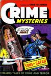 Cover for Crime Mysteries (Ribage, 1952 series) #7