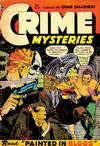 Cover for Crime Mysteries (Ribage, 1952 series) #14