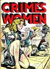 Cover for Crimes by Women (Fox, 1948 series) #3