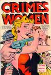 Cover for Crimes by Women (Fox, 1948 series) #8