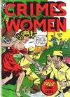 Cover for Crimes by Women (Fox, 1948 series) #15