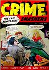 Cover for Crime Smashers (Trojan Magazines, 1950 series) #1