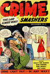 Cover for Crime Smashers (Trojan Magazines, 1950 series) #2