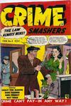 Cover for Crime Smashers (Trojan Magazines, 1950 series) #3