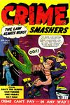 Cover for Crime Smashers (Trojan Magazines, 1950 series) #4