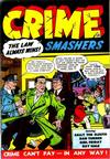 Cover for Crime Smashers (Trojan Magazines, 1950 series) #5