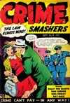 Cover for Crime Smashers (Trojan Magazines, 1950 series) #6