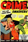 Cover for Crime Smashers (Trojan Magazines, 1950 series) #8