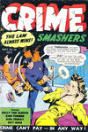 Cover for Crime Smashers (Trojan Magazines, 1950 series) #10