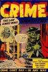 Cover for Crime Smashers (Trojan Magazines, 1950 series) #11