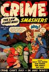 Cover for Crime Smashers (Trojan Magazines, 1950 series) #12