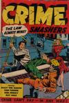 Cover for Crime Smashers (Trojan Magazines, 1950 series) #15