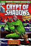 Cover for Crypt of Shadows (Marvel, 1973 series) #5