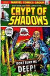 Cover for Crypt of Shadows (Marvel, 1973 series) #6