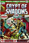 Cover for Crypt of Shadows (Marvel, 1973 series) #7