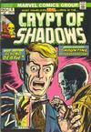 Cover for Crypt of Shadows (Marvel, 1973 series) #9