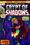 Cover for Crypt of Shadows (Marvel, 1973 series) #10