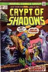 Cover for Crypt of Shadows (Marvel, 1973 series) #11