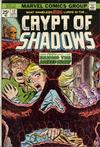 Cover for Crypt of Shadows (Marvel, 1973 series) #12