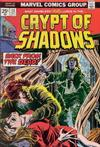Cover for Crypt of Shadows (Marvel, 1973 series) #13