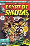 Cover for Crypt of Shadows (Marvel, 1973 series) #17