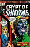 Cover for Crypt of Shadows (Marvel, 1973 series) #18