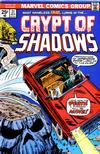 Cover for Crypt of Shadows (Marvel, 1973 series) #21
