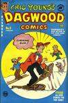 Cover for Chic Young's Dagwood Comics (Harvey, 1950 series) #3
