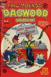 Cover for Chic Young's Dagwood Comics (Harvey, 1950 series) #4
