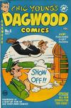 Cover for Chic Young's Dagwood Comics (Harvey, 1950 series) #6