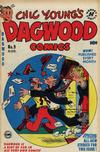 Cover for Chic Young's Dagwood Comics (Harvey, 1950 series) #9