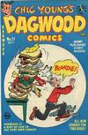 Cover for Chic Young's Dagwood Comics (Harvey, 1950 series) #11