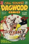 Cover for Chic Young's Dagwood Comics (Harvey, 1950 series) #12