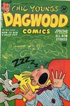 Cover for Chic Young's Dagwood Comics (Harvey, 1950 series) #19