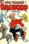 Cover for Chic Young's Dagwood Comics (Harvey, 1950 series) #22