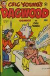 Cover for Chic Young's Dagwood Comics (Harvey, 1950 series) #27