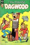 Cover for Chic Young's Dagwood Comics (Harvey, 1950 series) #35