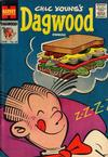 Cover for Chic Young's Dagwood Comics (Harvey, 1950 series) #54
